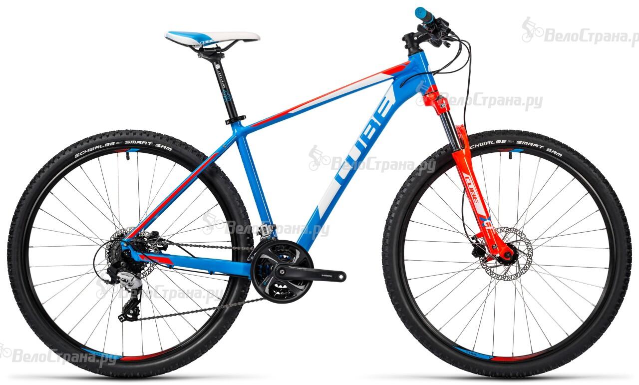Велосипед Cube Aim Pro 29 (2016)