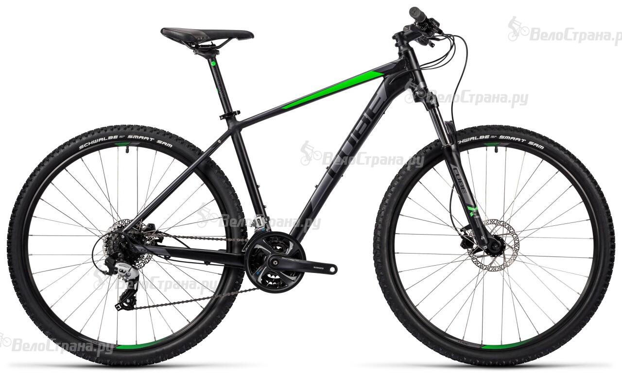 Велосипед Cube Aim Pro 27,5 (2016) велосипед cube aim sl 27 5 2016