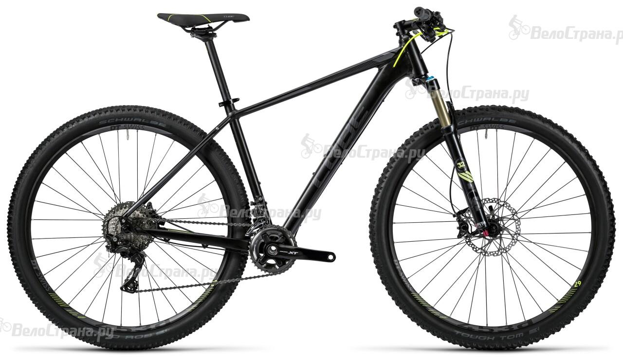 Велосипед Cube LTD SL 2x 29 (2016)