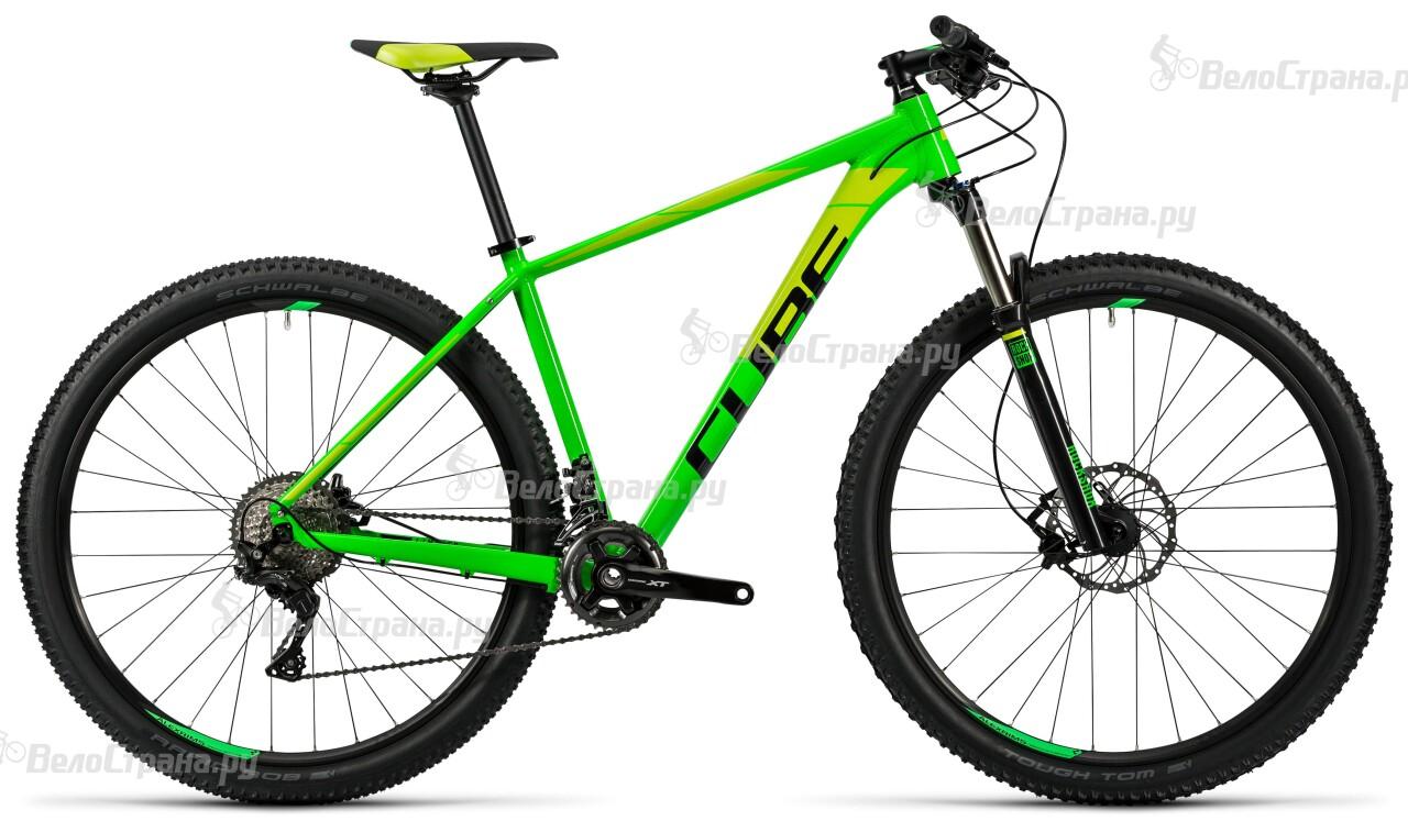 Велосипед Cube LTD Pro 2x 27.5 (2016)
