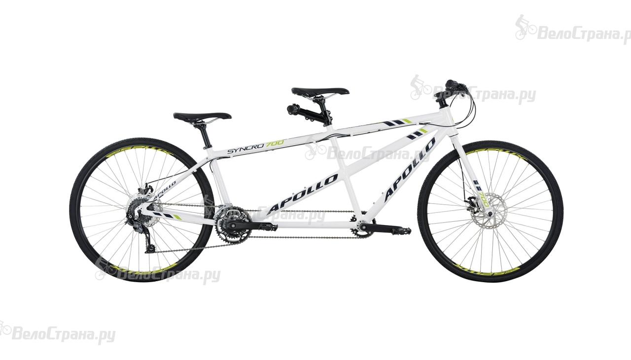 Велосипед Apollo Syncro 700 (2016)