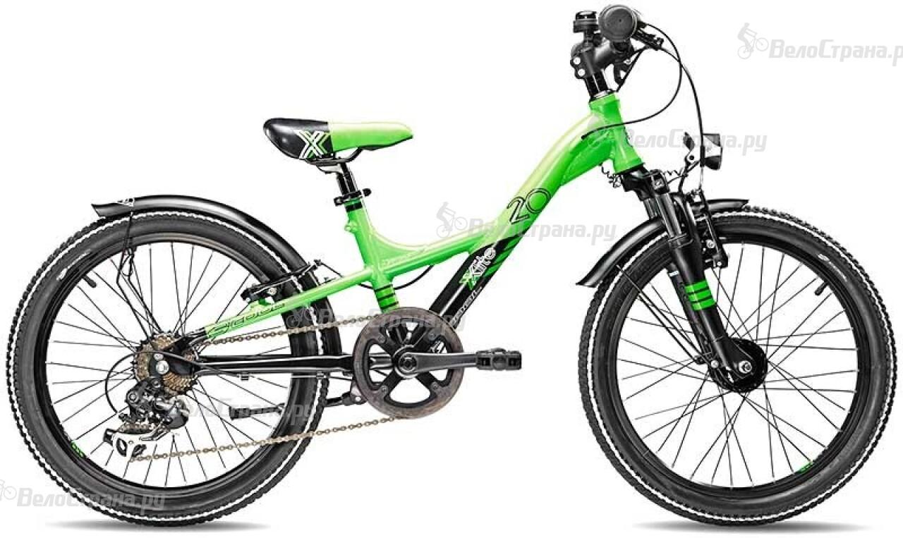 Велосипед Scool XXlite pro 20 7S (2015) nikon prostaff 7s 8x42