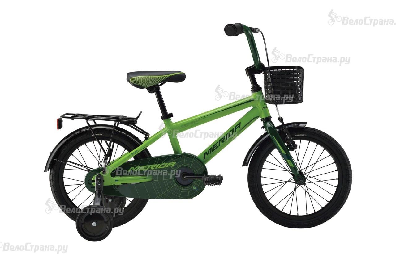 Велосипед Merida Spider 16 (2016)