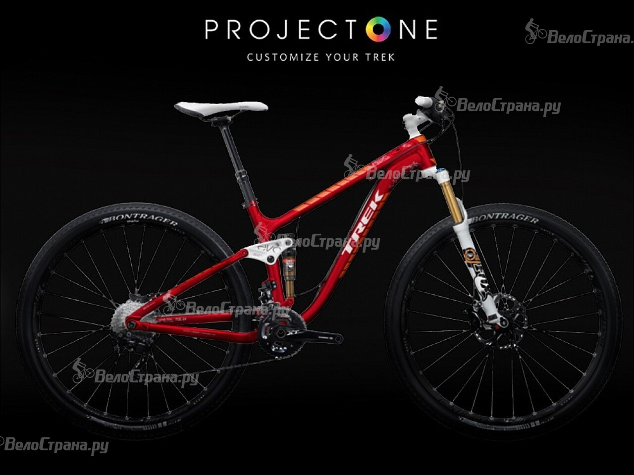 Велосипед Trek Fuel EX 29 Project One (2015) велосипед trek fuel ex 9 29 2017