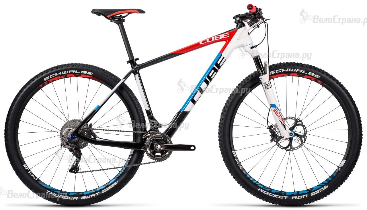 Велосипед Cube Elite C:68 Race 29 2x (2016) велосипед cube elite c 68 sl 1x 29 2016