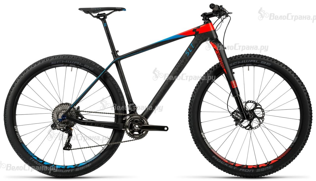 Велосипед Cube Elite C:68 SLT 29 2x (2016) sport elite se 2450