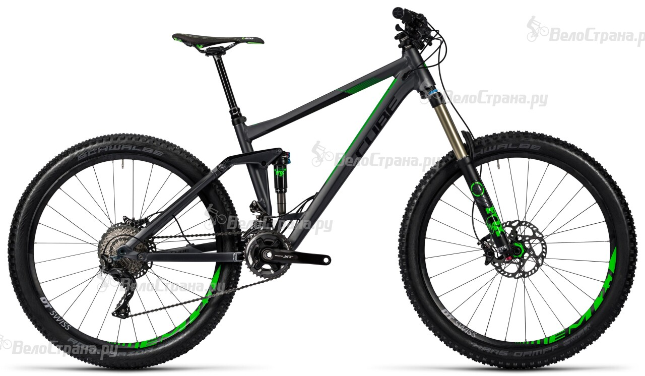 Велосипед Cube Stereo 160 HPA SL 27.5 (2016) велосипед cube stereo 160 hpa race 27 5 2016