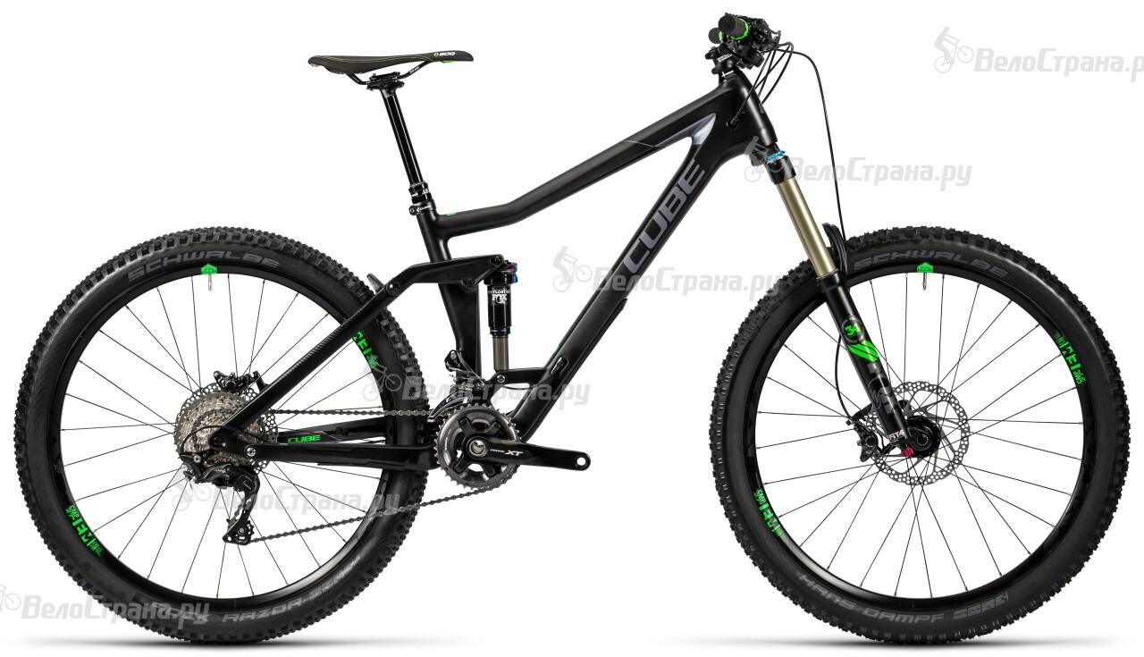 Велосипед Cube Stereo 160 C:62 Race 27.5 (2016) велосипед cube stereo 160 hpa race 27 5 2016