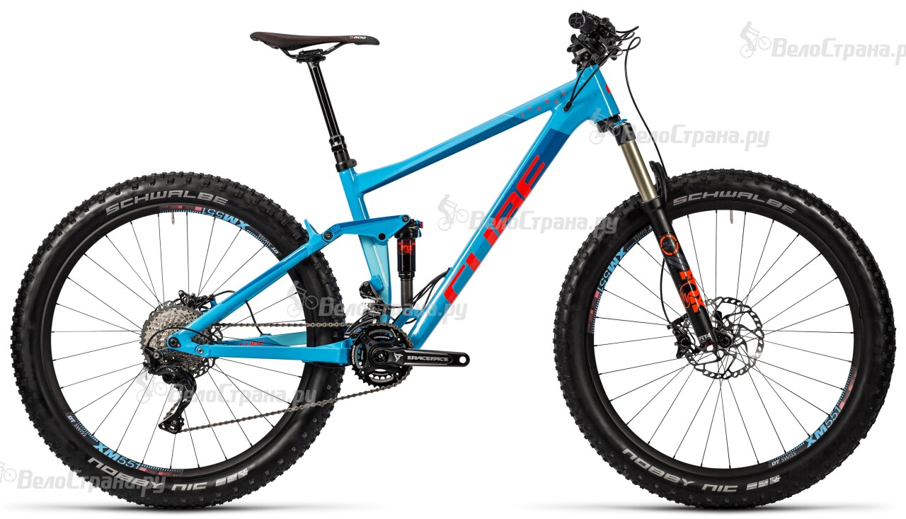 Велосипед Cube Stereo 150 HPA SL 27.5plus (2016) велосипед cube stereo 160 hpa race 27 5 2016
