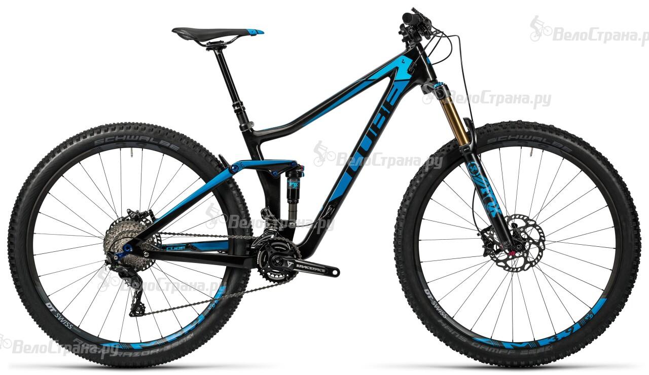 Велосипед Cube Stereo 140 C:62 SL 29 (2016) велосипед cube analog 29 2016