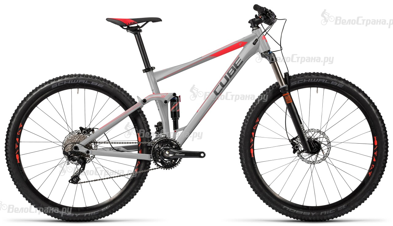 Велосипед Cube Stereo 120 HPA Pro 27.5 (2016) велосипед cube stereo 160 hpa race 27 5 2016