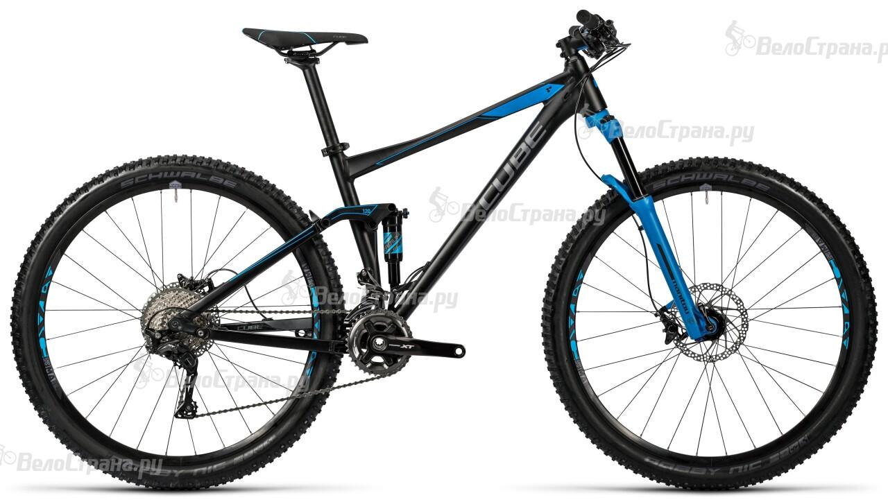 Велосипед Cube Stereo 120 HPA Race 27.5 (2016) велосипед cube stereo 160 hpa race 27 5 2015