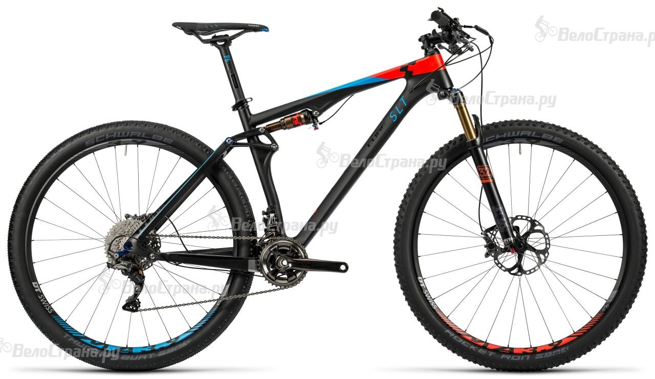 Велосипед Cube AMS 100 C:62 SLT 29 (2016)