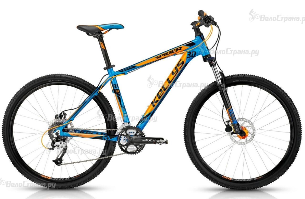 Велосипед Kellys SPIDER 30 (2015) велосипед kellys spider 50 2015