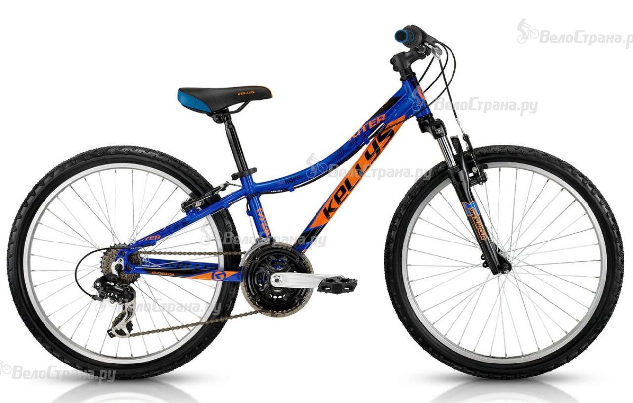 Велосипед Kellys KITER 50 (2015) велосипед kellys whip 50 2018