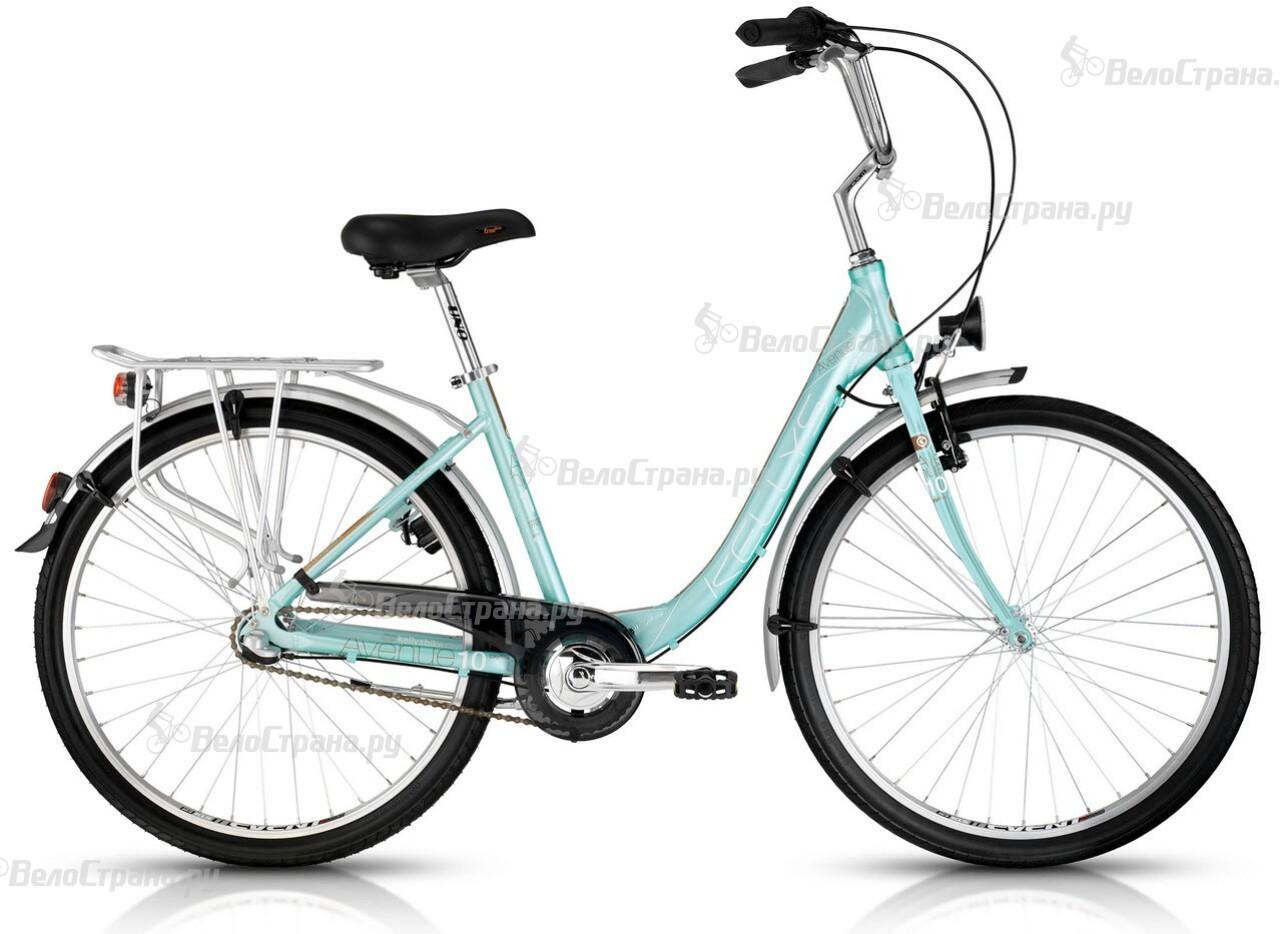 Велосипед Kellys AVENUE 10 (2015)  велосипед kellys swag 10 2015