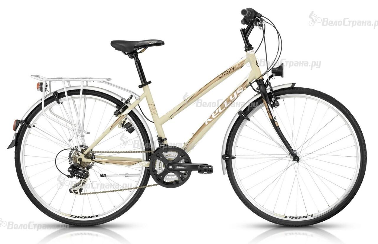 Велосипед Kellys CRISTY 10 (2015)  велосипед kellys reyon 10 2015