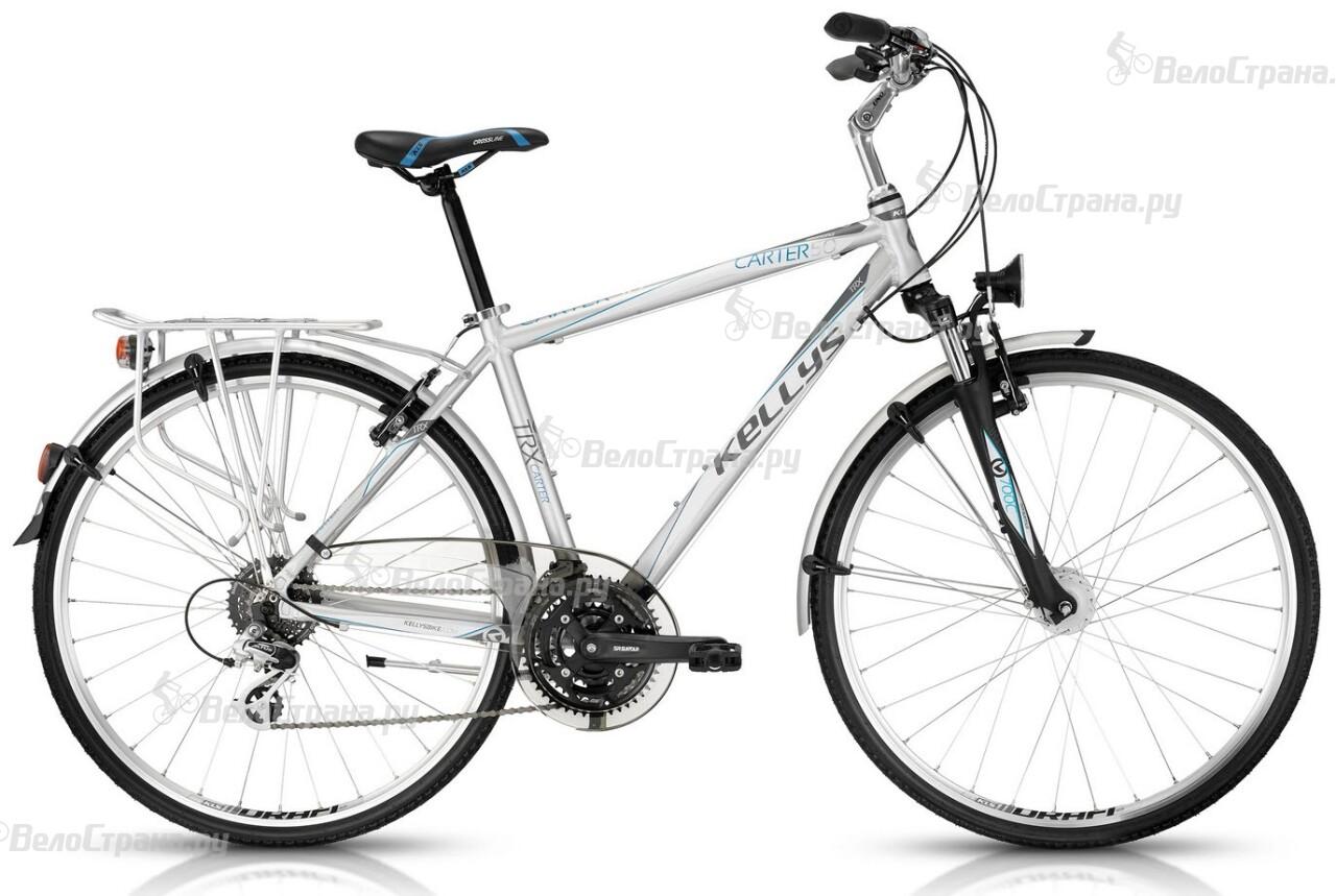 Велосипед Kellys CARTER 50 (2015) велосипед kellys whip 50 2018