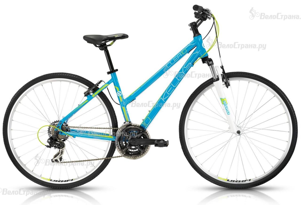 Велосипед Kellys CLEA 10 (2015)  велосипед kellys reyon 10 2015