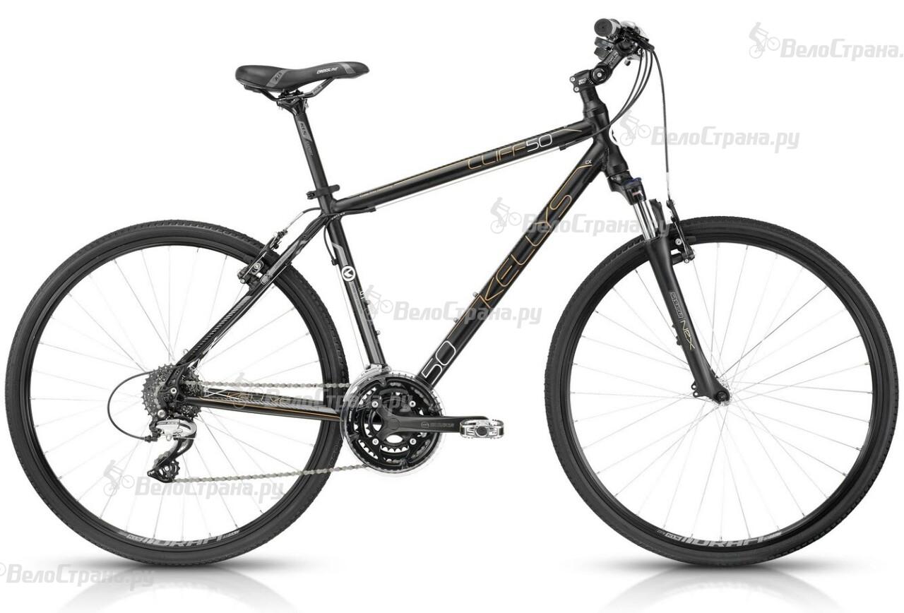 Велосипед Kellys CLIFF 50 (2015) велосипед kellys whip 50 2018