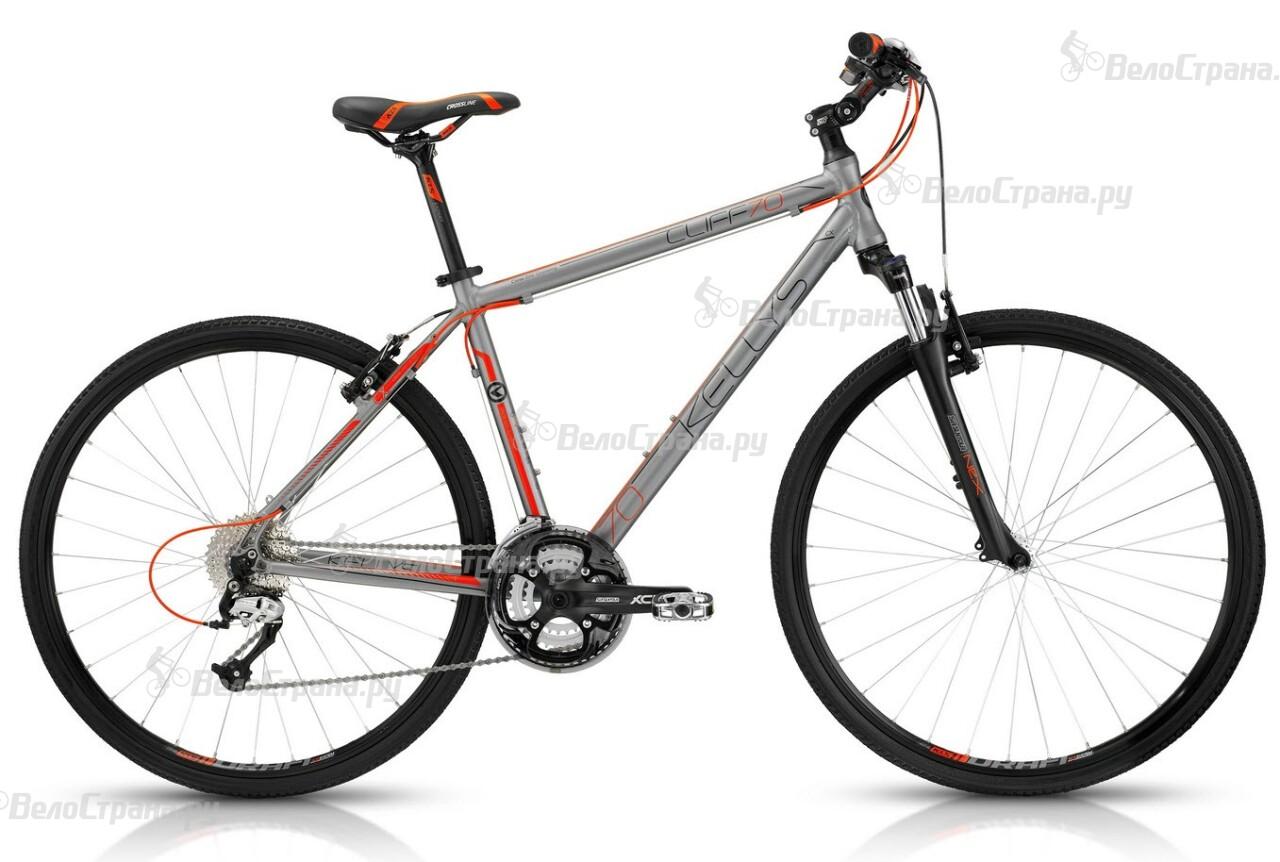 Велосипед Kellys CLIFF 70 (2015) велосипед kellys cliff 10 2017