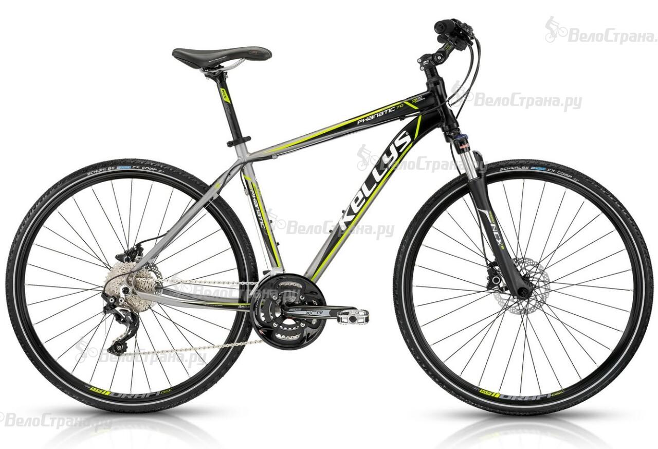 Велосипед Kellys PHANATIC 70 (2015) 2015 csm360