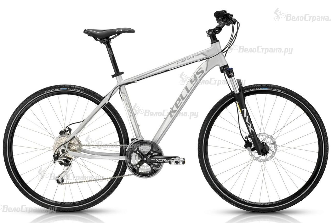 Велосипед Kellys PHANATIC 50 (2015) велосипед kellys whip 50 2018