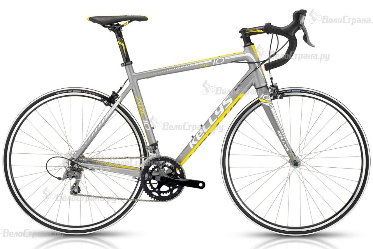 Велосипед Kellys ARC 10 (2015) велосипед kellys reyon 10 2015