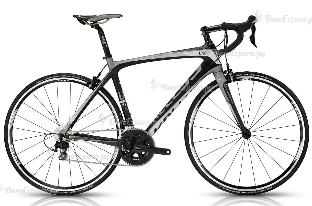 Велосипед Kellys URC 50 (2015) пульты программируемые urc mx 810i