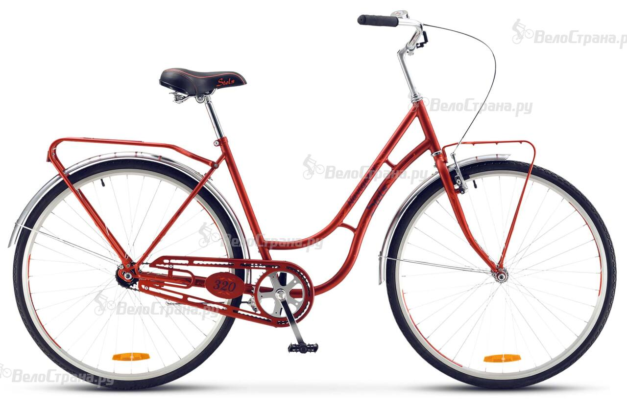Велосипед Stels Navigator 320 (2016) велосипед stels navigator 320 lady 19 5 2017 grey