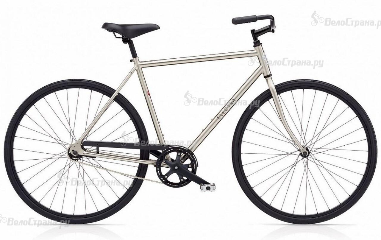 Велосипед Electra Loft 1 Nickel Mens (2015)