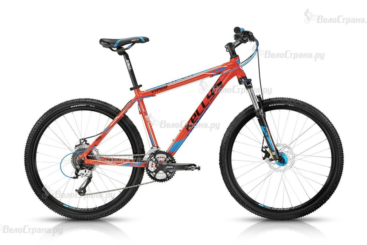 Велосипед Kellys VIPER 50 (2015) велосипед kellys whip 50 2018