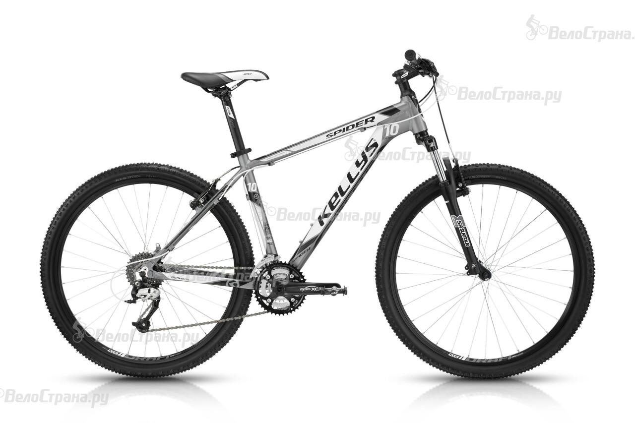 Велосипед Kellys SPIDER 10 (2015)  велосипед kellys swag 10 2015