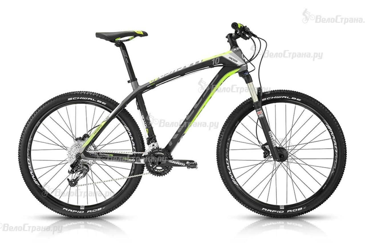 Велосипед Kellys HACKER 10 (2015)  велосипед kellys swag 10 2015