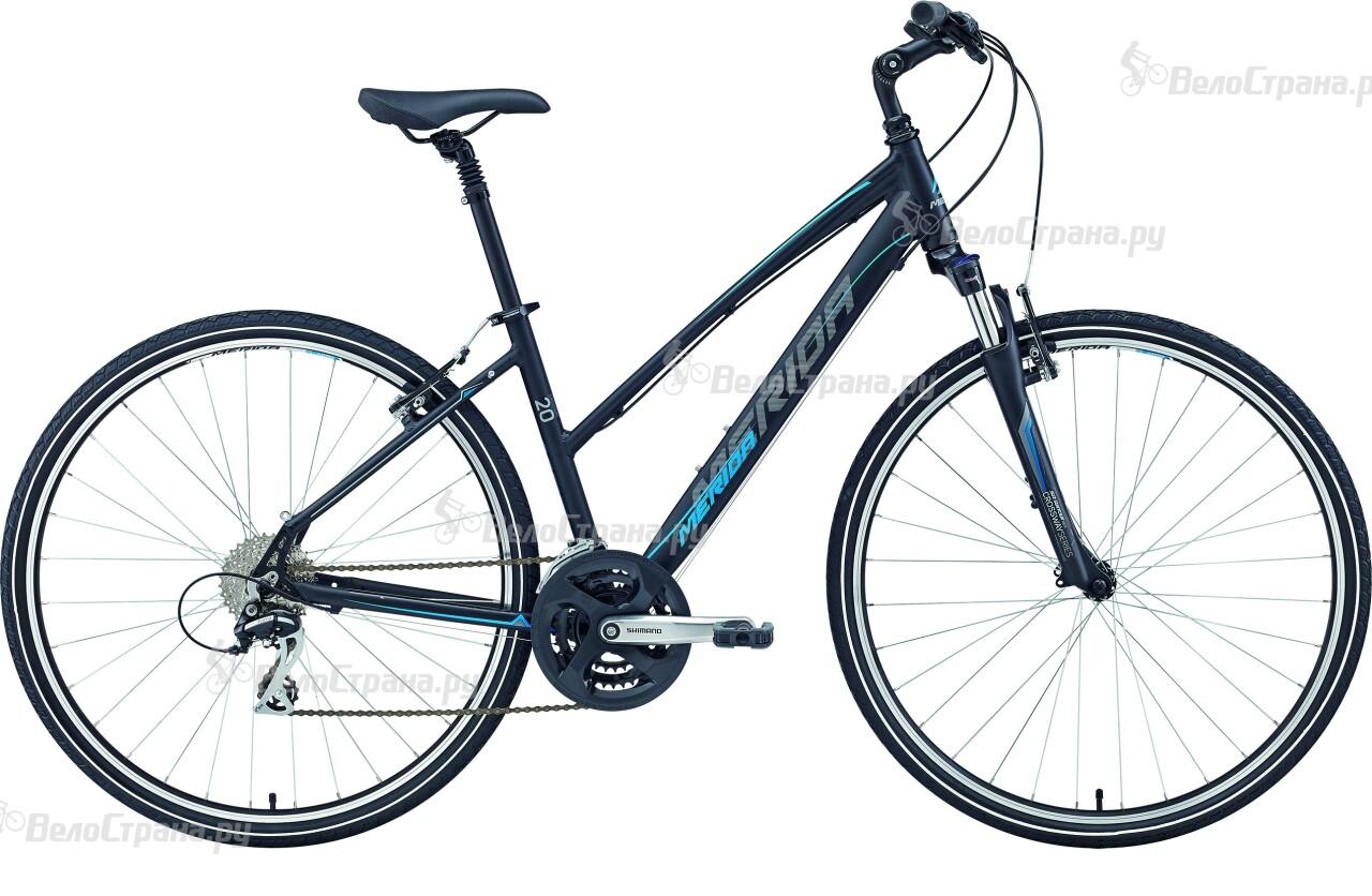 Велосипед Merida Crossway 20-V Lady (2016)