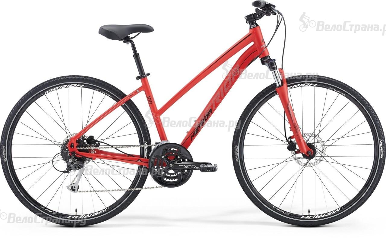 Велосипед Merida Crossway 100 Lady (2016)