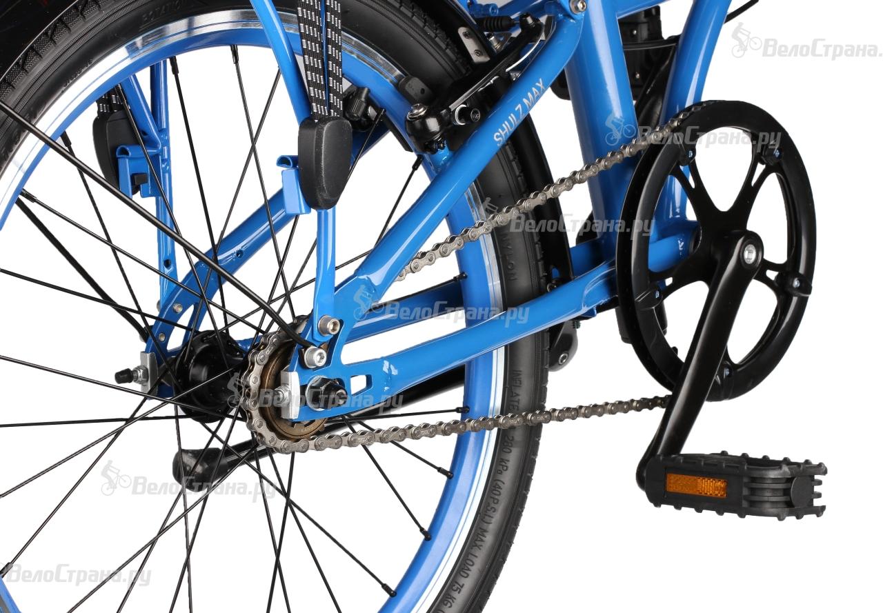 Складной велосипед Shulz Max (2021) купить в Москве, цена, фото в интернет-магазине ВелоСтрана.ру
