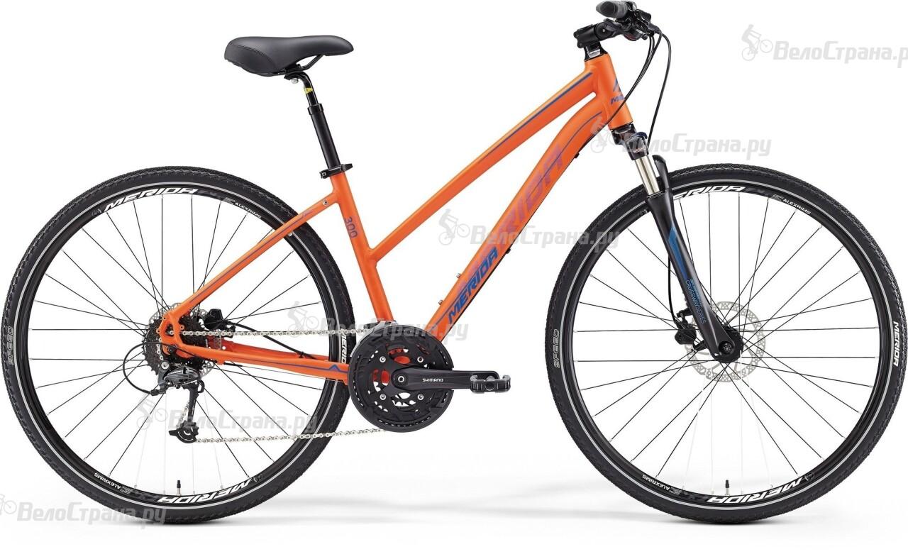 Велосипед Merida Crossway 300 Lady (2016)
