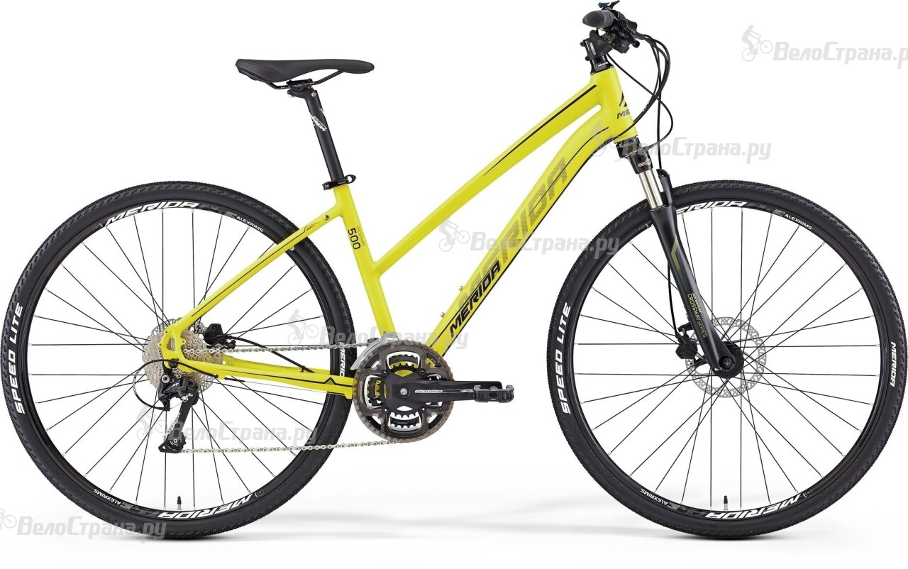 Велосипед Merida Crossway 500 Lady (2016) велосипед merida crossway urban 20 md lady 2017