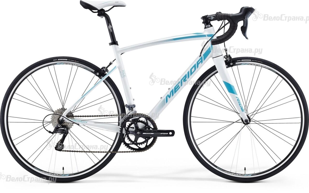 Велосипед Merida Ride 100 Juliet (2016) велосипед merida ride 100 2016
