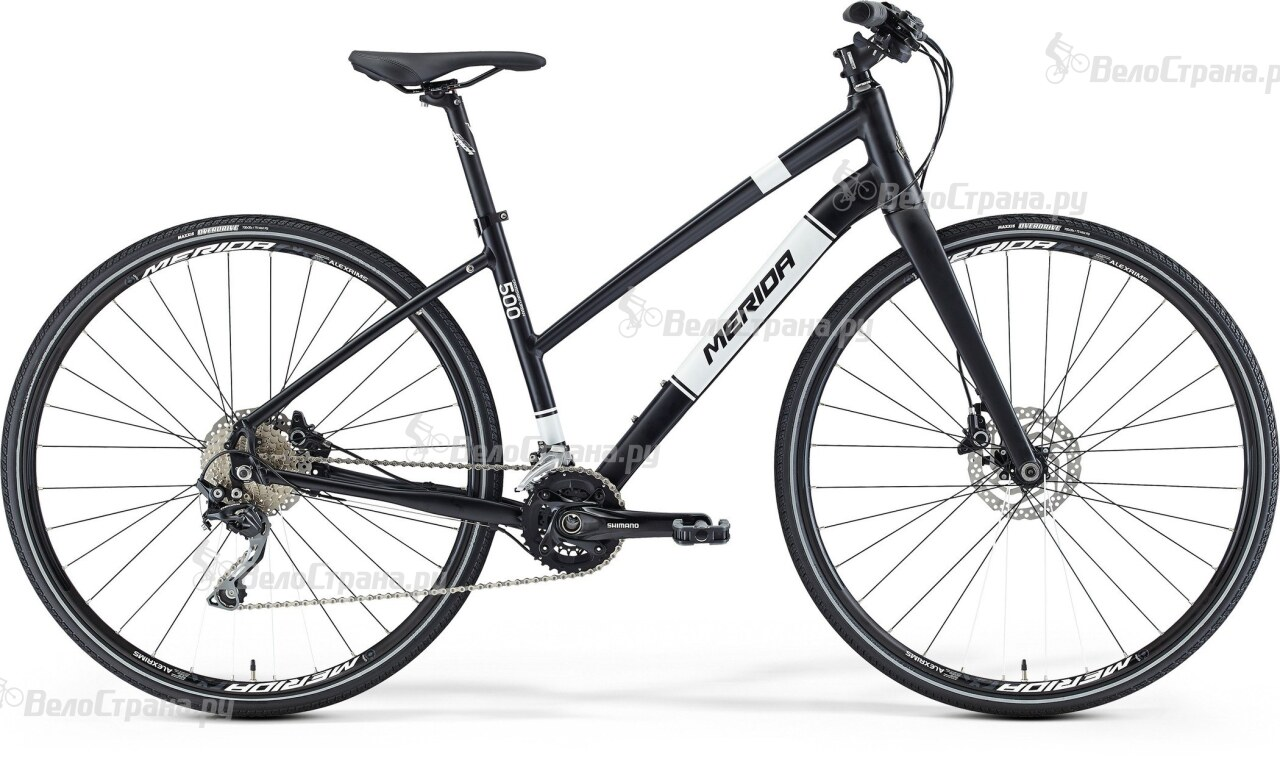 купить Велосипед Merida Crossway urban 500-lady (2016) недорого