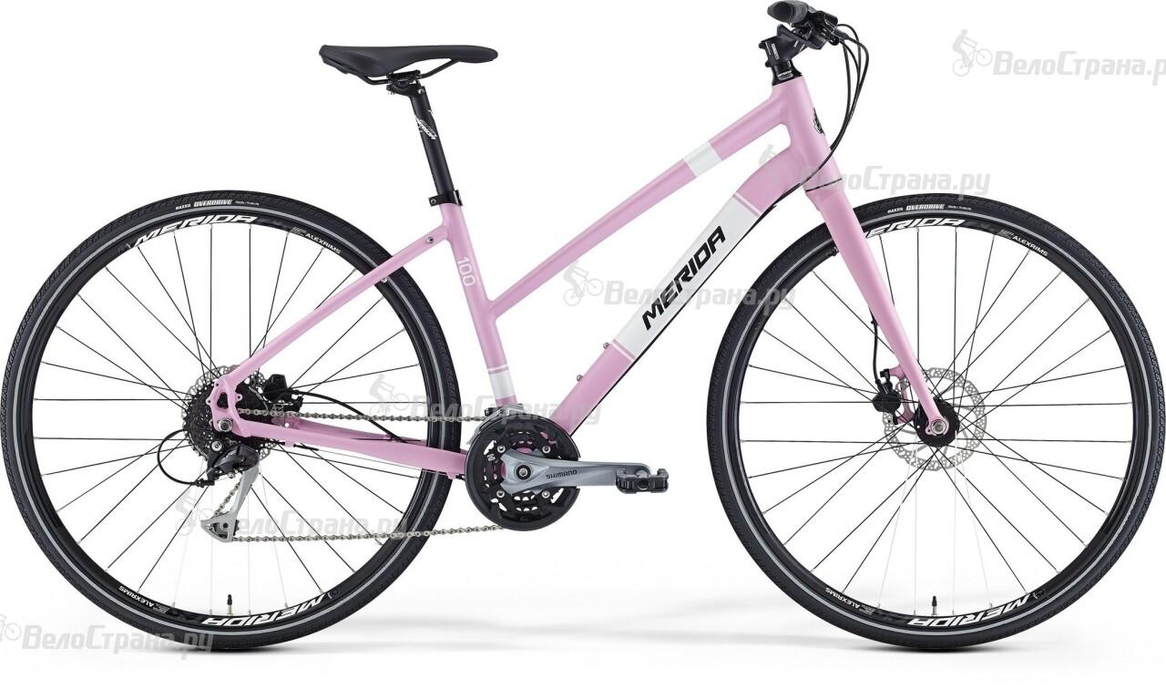 Велосипед Merida Crossway urban 100-lady (2016)
