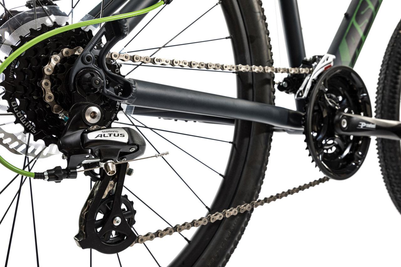 Горный велосипед Aspect IDEAL (2021) купить в Москве, цена, фото в интернет-магазине ВелоСтрана.ру