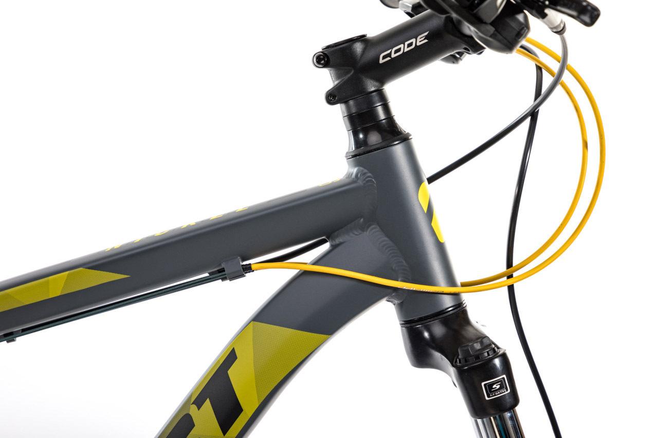 Горный велосипед Aspect NICKEL (2021) купить в Москве, цена, фото в интернет-магазине ВелоСтрана.ру