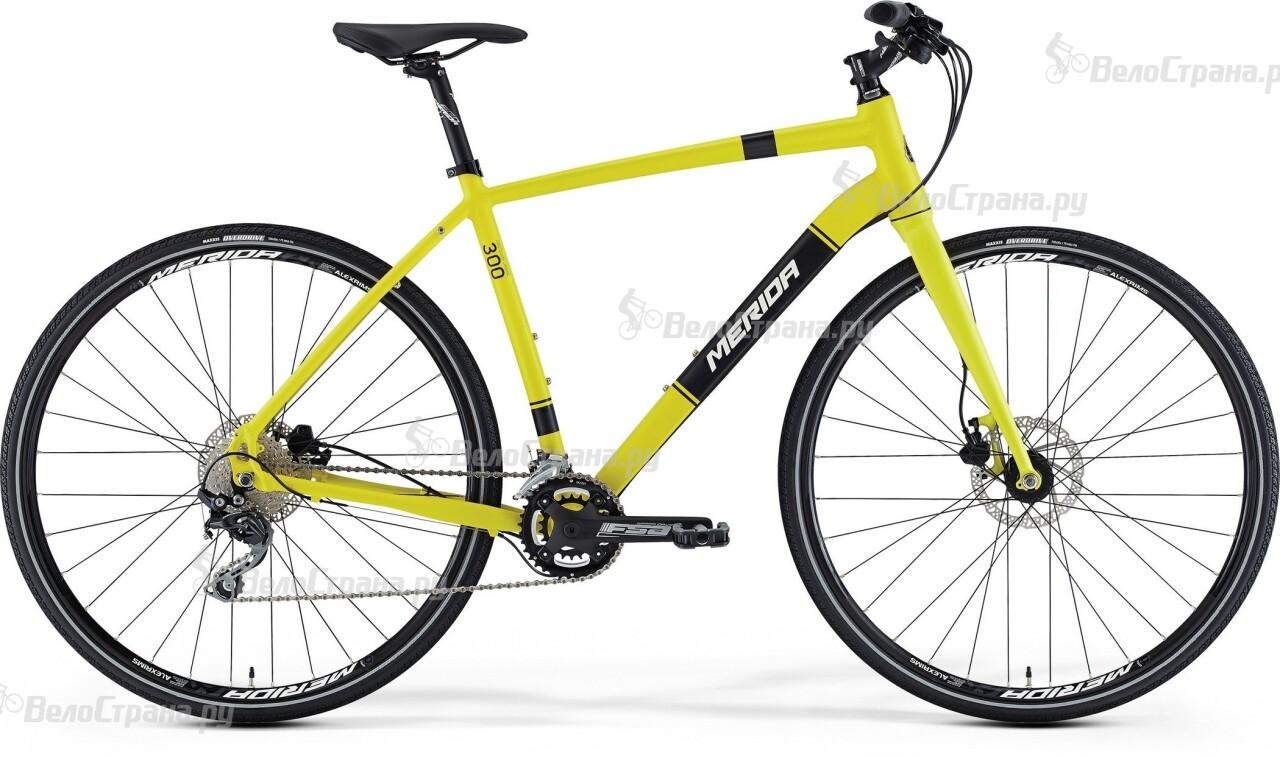 Велосипед Merida Crossway urban 300 (2016)