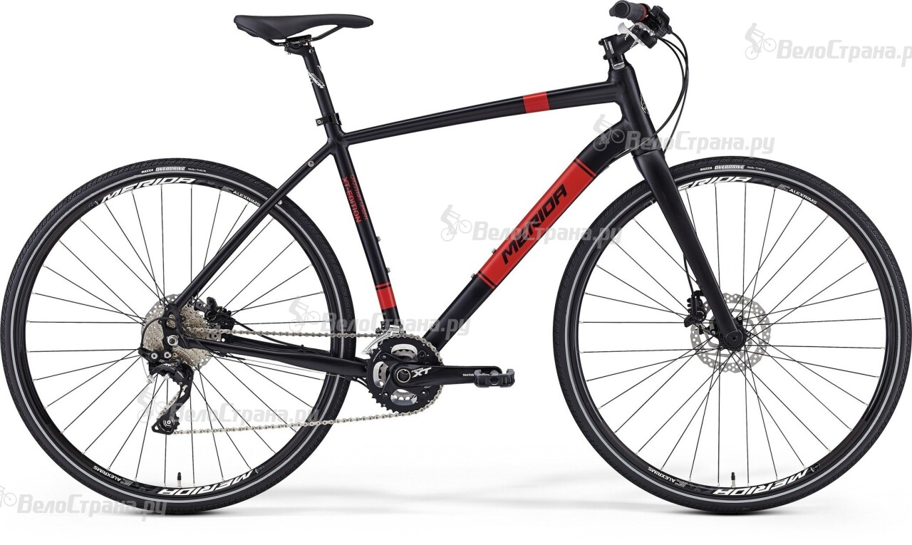 Велосипед Merida Crossway urban XT-Edition (2016)