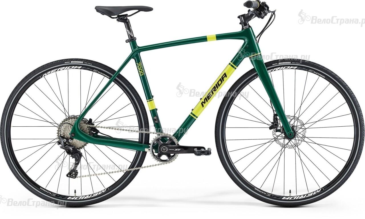 Велосипед Merida Crossway urban 7000 (2016)