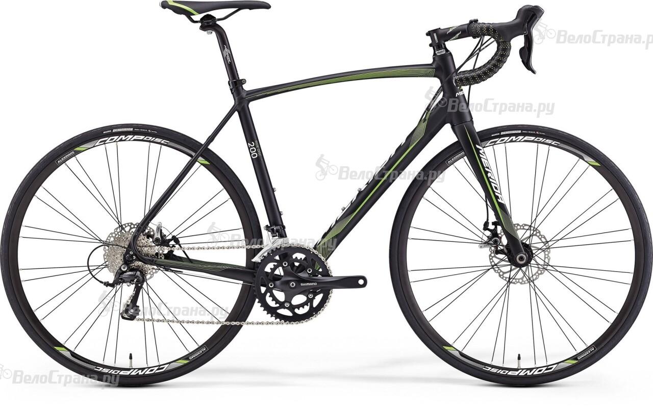 Велосипед Merida Ride Disc 200 (2016) велосипед merida ride 100 2016