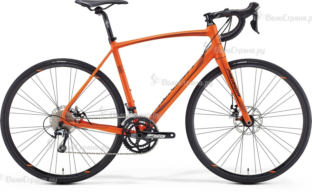 Велосипед Merida Ride Disc 300 (2016)
