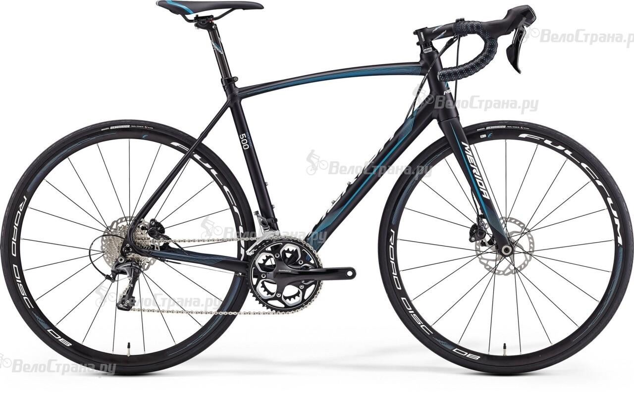 Велосипед Merida Ride Disc 500 (2016) велосипед merida ride 100 2016